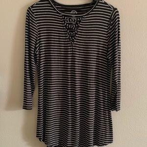 Striped tunic 🌻
